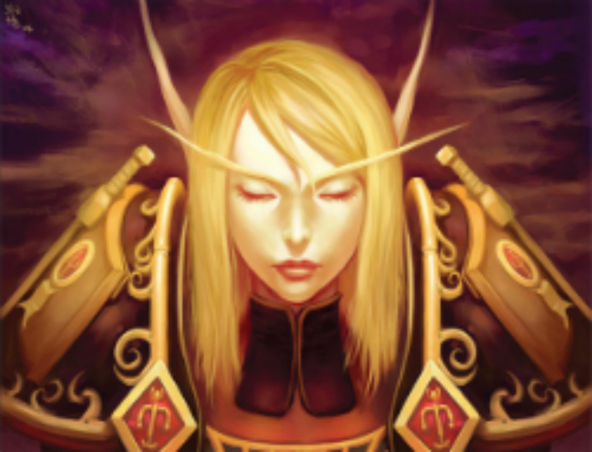 World of warcraft blood elf and human  nsfw photos